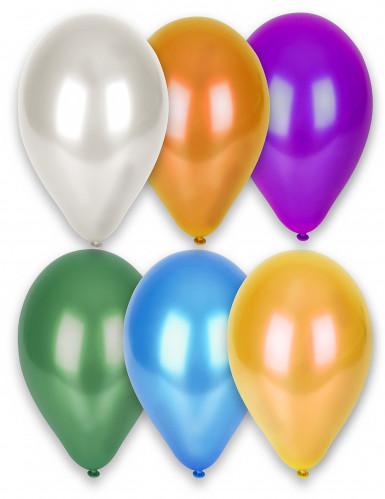 Luftballon Set Party Dekoration 12 Stück bunt 28cm