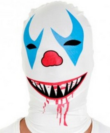 Morph Mask Killer Clown