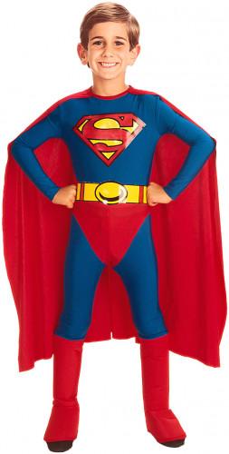 superman kost m f r vater und sohn blau rot gelb g nstige faschings kost me bei karneval. Black Bedroom Furniture Sets. Home Design Ideas