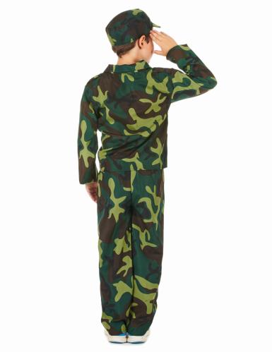 milit r kinderkost m soldaten kost m camouflage g nstige faschings kost me bei karneval megastore. Black Bedroom Furniture Sets. Home Design Ideas