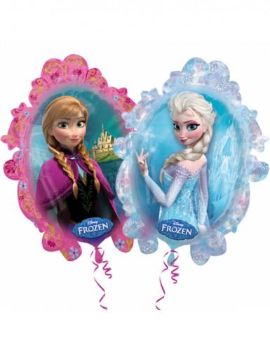 Luftballon Aluminium Die Eiskönigin Disney-Lizenzartikel bunt 63x78 cm