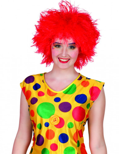 lustige clowns per cke rot g nstige faschings accessoires zubeh r bei karneval megastore. Black Bedroom Furniture Sets. Home Design Ideas