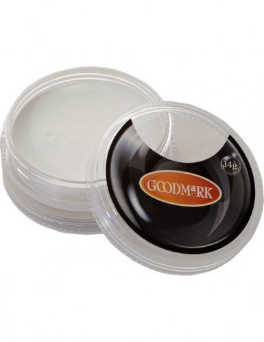 Aqua Makeup in der Dose Schminke weiss 14g