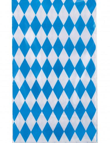 Tischdeckte Oktoberfest blau-weiss 270 x 140 cm
