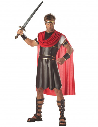 Herkules Römer Kostüm braun-rot