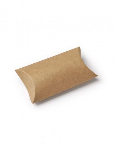 Geschenk Schachteln aus Karton 10 Stück braun