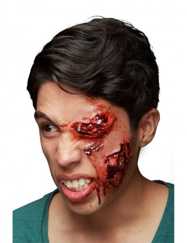 Eklige Augenverletzung Horror Make-up haut