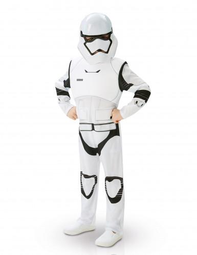 Stormtrooper Star Wars Deluxe Teenkostüm Lizenzware weiss-schwarz