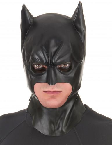 Fledermaus-Maske dunkler Superheld schwarz