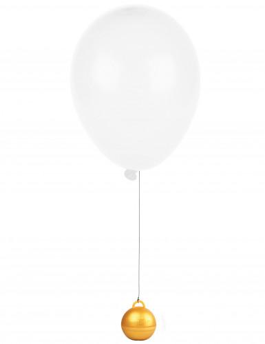 ballon gewicht f r helium luftballons gold g nstige. Black Bedroom Furniture Sets. Home Design Ideas