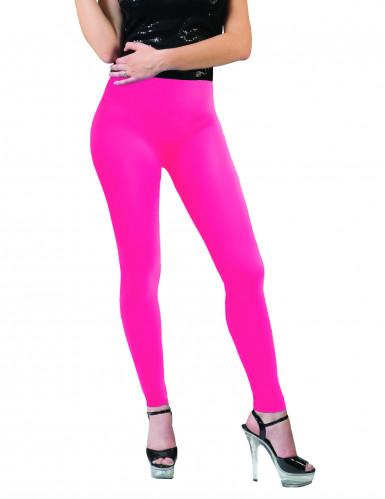 Leggings 70 den neon-pink