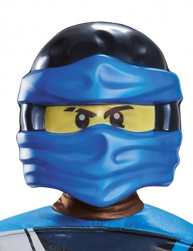 Lego-Maske Jay Ninjago-Maske blau-schwarz-gelb