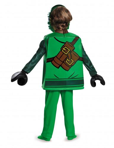 Lego® Lloyd Ninjago Kinderkostüm Ninja grün-schwarz-2