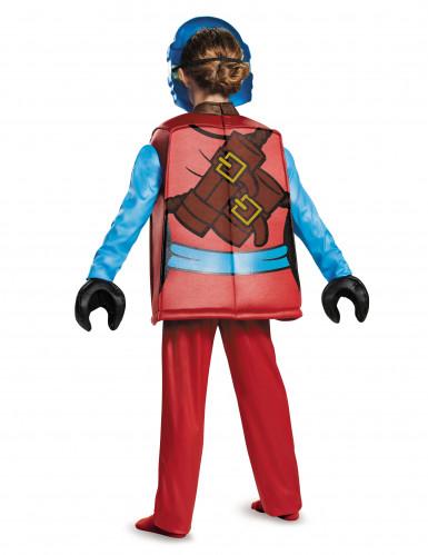 Lego® Nya Ninjago™ Kinderkostüm Ninja rot-gelb-blau-2
