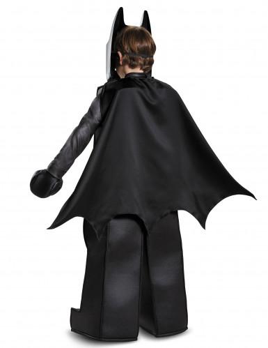 LEGO® Batman Movie Deluxe Kinderkostüm Lizenzware schwarz-gelb-2