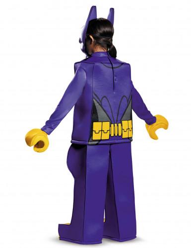 LEGO® Batman Movie Deluxe Batgirl Kinderkostüm Lizenzware lila-gelb-1