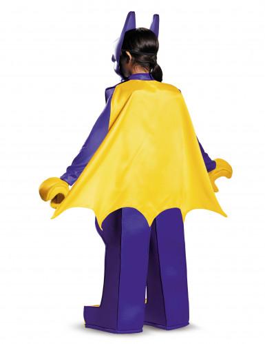 LEGO® Batman Movie Deluxe Batgirl Kinderkostüm Lizenzware lila-gelb-2
