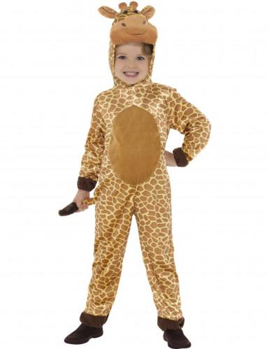 Giraffen-Kinderkostüm