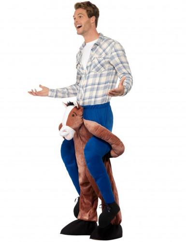 carry me reiter auf pferd kost m g nstige faschings kost me bei karneval megastore. Black Bedroom Furniture Sets. Home Design Ideas
