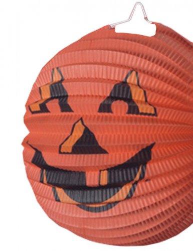 halloween deko k rbis lampion laterne 22cm orange. Black Bedroom Furniture Sets. Home Design Ideas