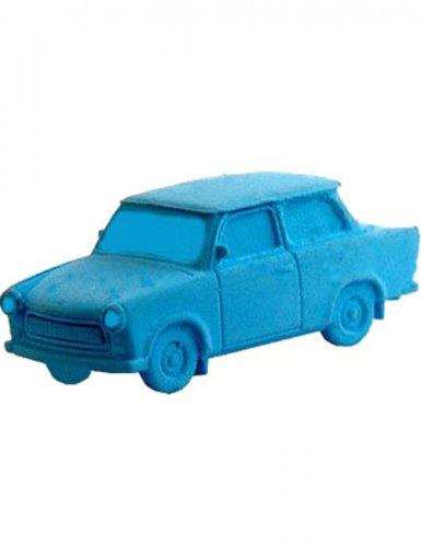 Trabant Radiergummi blau 4cm