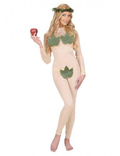 Eva Damenkostüm beige-grün
