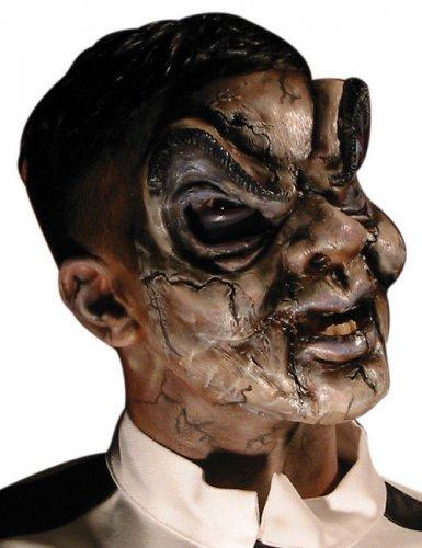 Horror-Puppe Halloween-Latexapplikation-Set beige