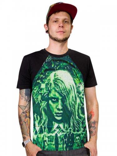 Kreepsville Gothic T-Shirt Night of the Living Dead™ schwarz-grün