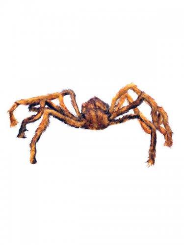 riesen spinne halloween deko braun 30cm g nstige. Black Bedroom Furniture Sets. Home Design Ideas