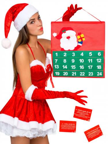 Erotischer Weihnachtskalender für Paare Adventskalender