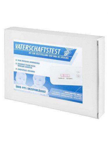 Vaterschaftstest-Kit Scherzartikel Set 7-teilig weiss-blau-1