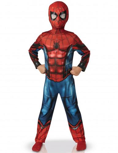 Spiderman™-Kinderkostüm Superheld mehrfarbig