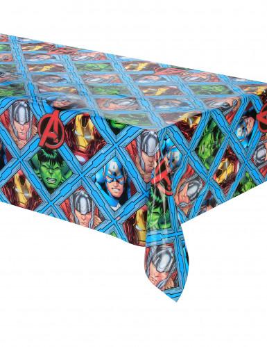 Avengers™-Tischdecke Superhelden-Tischdeko bunt 120x180cm