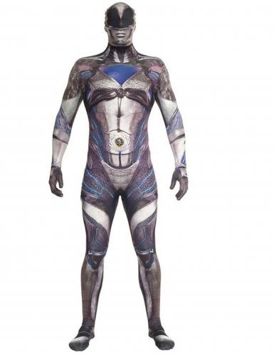 Power Rangers™ Morphsuits™ Anzug für Erwachsene schwarz