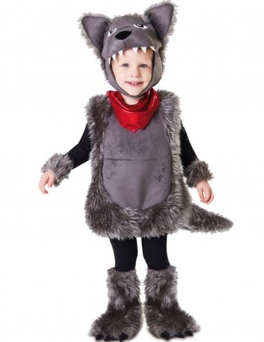 Kostüm Wolf für Jungen