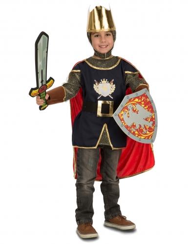 Ritter-Kostüm mit Zubehör für Kinder