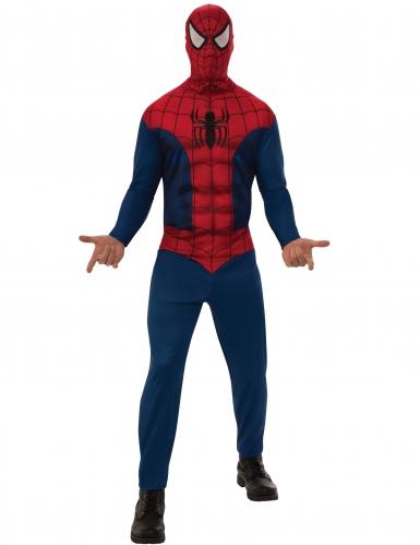 Spider-Man™-Herrenkostüm blau-rot