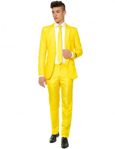 Mr. Solid Suitmeister™ Herrenanzug gelb