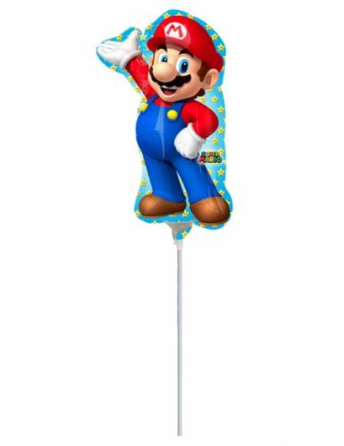 Super Mario™ Mario Ballon bunt 20x30cm