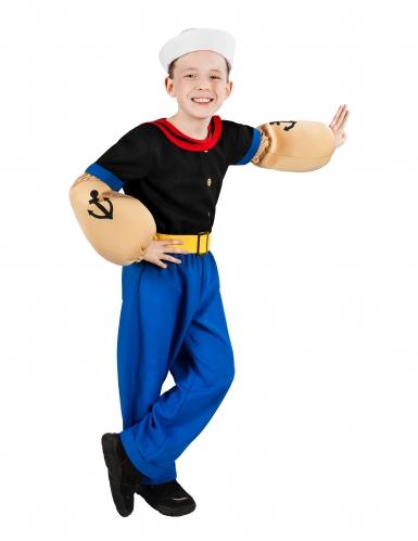 Popeye™ Lizenzkostüm für Jungen bunt