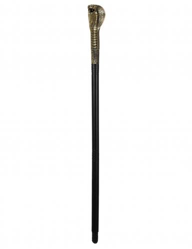 Pharao Zepter Ägyptischer Herrscher schwarz-gold 82 cm
