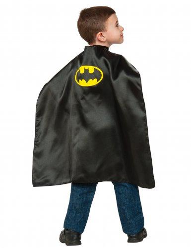 Batman™ Umhang für Kinder schwarz