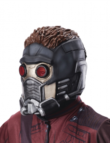 Star-Lord™-Maske Guardians of the Galaxy™-Lizenzartikel schwarz