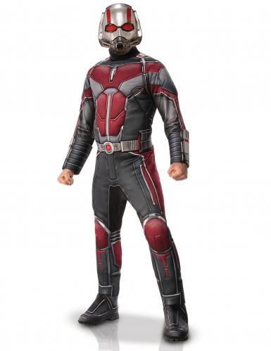 Ant-Man™ Herrenkostüm für Erwachsene grau-rot