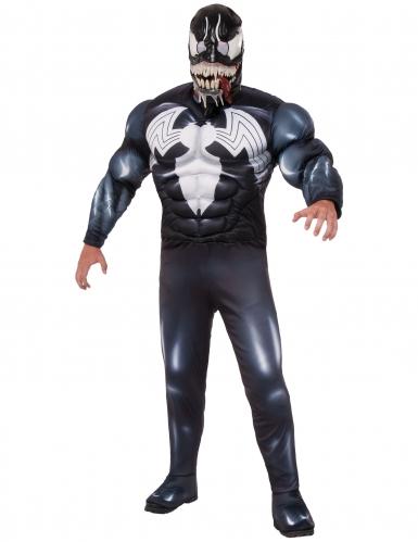 Venom™ Kostüm für Erwachsene schwarz-weiss-blau