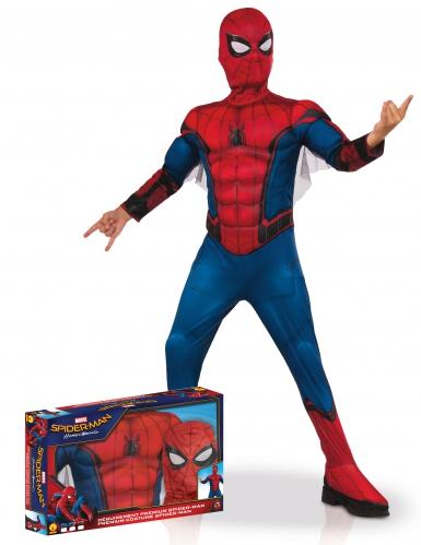 Spiderman™-Kinderkostüm Marvel™ rot blau schwarz