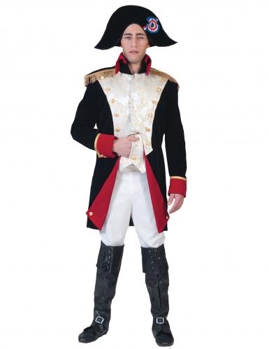 Napoleon-Kostüm für Herren bunt
