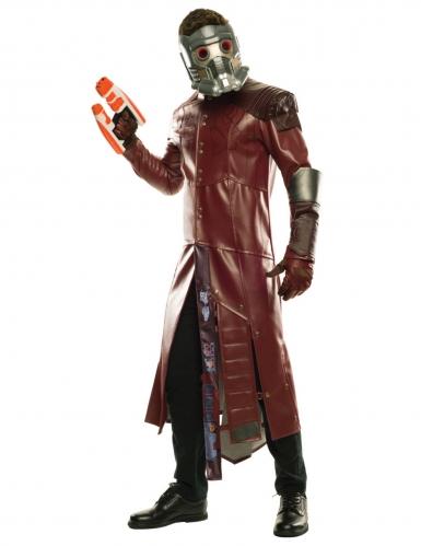 Star-Lord™-Kostüm Guardians of the Galaxy 2 Faschingskostüm rot-silber