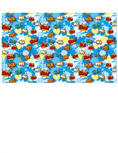 Papiertischdecke Dragon Ball Super™ bunt 120 x 180 cm