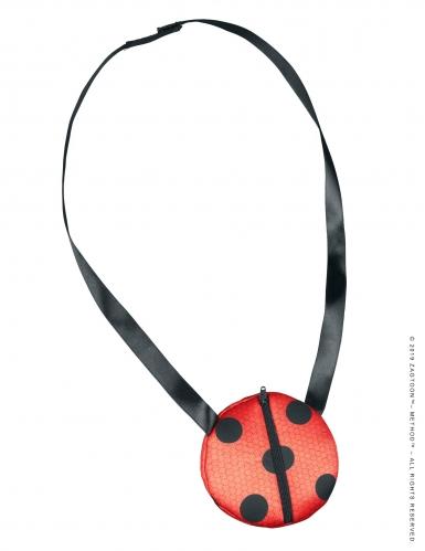 Ladybug™-Umhängetasche Miraculous™ Accessoire schwarz-rot